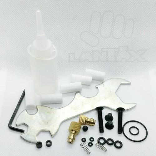 Foto Produk Lantax pompa hilpump hillpump hil hill bull gx pump 4500 psi dari Winda Irawan shop