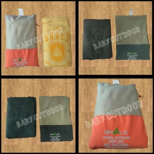 Foto Produk Towel outdoor Ghalza | handuk outdoor dari Winda Irawan shop