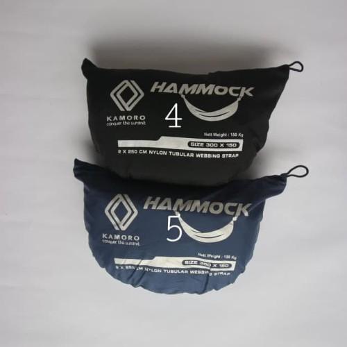 Foto Produk hammock kamoro tebal 300x150 tubular 5 M dari Winda Irawan shop