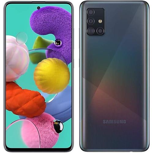 Foto Produk SAMSUNG Galaxy A51 6/128 - 6GB / 128GB - Garansi Resmi SEIN - Hitam dari Crown Computer