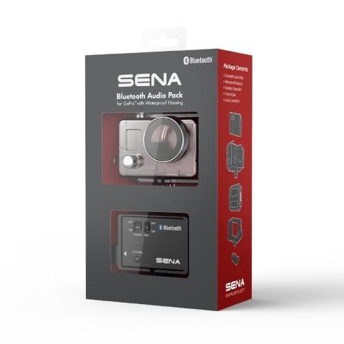 Foto Produk Sena Bluetooth Audio Pack untuk Go Pro 3/4 dari duniamotorcom-DM