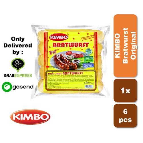 Foto Produk KIMBO Bratwurst Original6 dari KIMBO