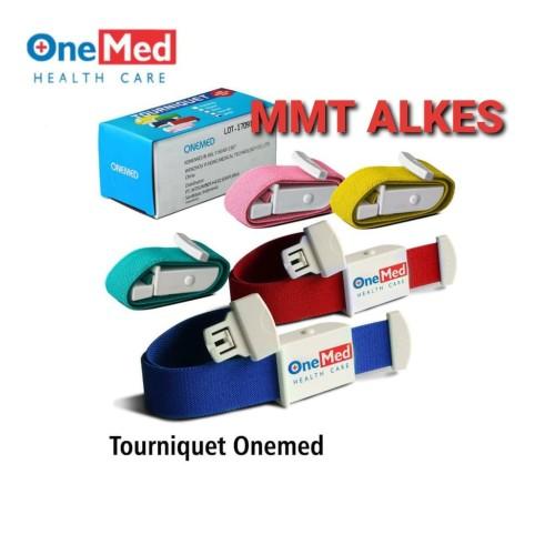 Foto Produk TOURNIQUET / TORNIKET TORNIQUET ONEMED MEDICAL ONLINE MEDICALONLINE dari MMTAlkes
