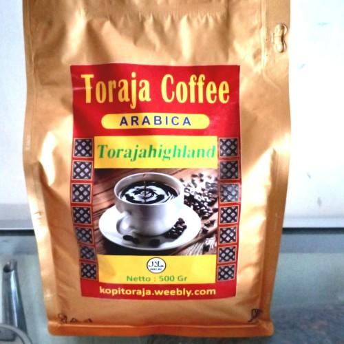 Foto Produk Kopi Toraja Arabika dari elang cafe