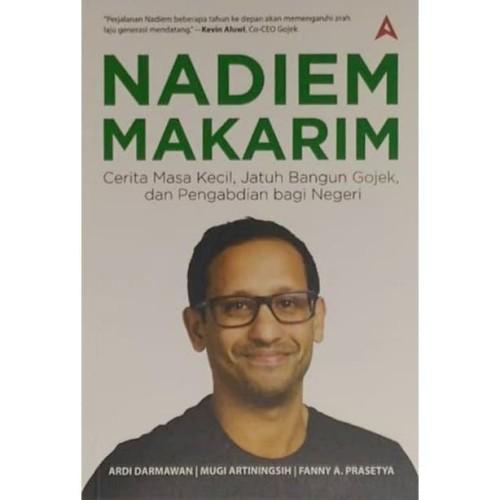Foto Produk Buku Nadiem Makarim - Ardi Darmawan dari ombotak