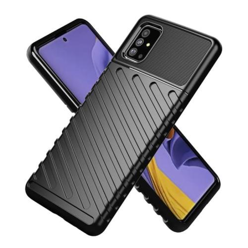 Foto Produk Softcase Rugged Shockproof Soft Case Cover Casing Samsung Galaxy A71 dari Hosanagadget