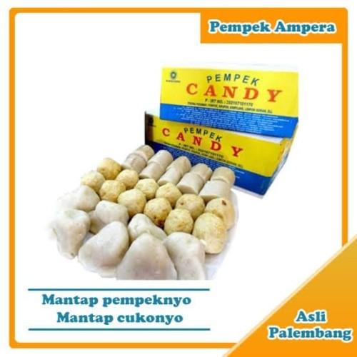 Foto Produk Pempek Candy paket 100 - Tepung dari Toko Pempek Ampera