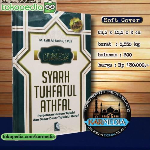 Foto Produk Syarh Tuhfatul Athfal - Penjelasan Hukum Tajwid - Nur Cahaya Ilmu dari karmedia