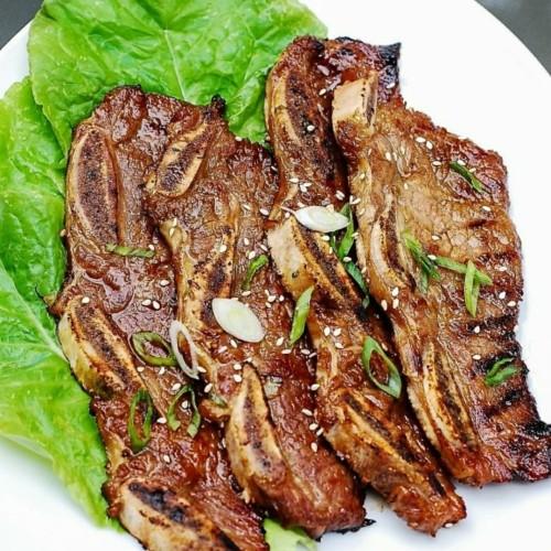 Foto Produk Iga Sapi Potong / Shortribs Beef Impor 1kg dari Master daging
