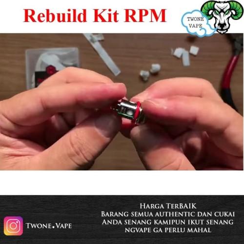 Foto Produk RBK Coil RPM | Rebuild Kit Coil RPM dari TwoneVape