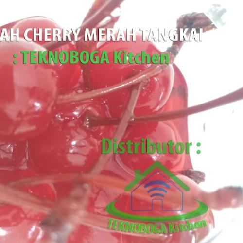 Foto Produk CERI / CHERRY TANGKAI 13-14 PCS TEKNOBOGA KITCHEN dari CV. TEKNO BOGA MANDIRI