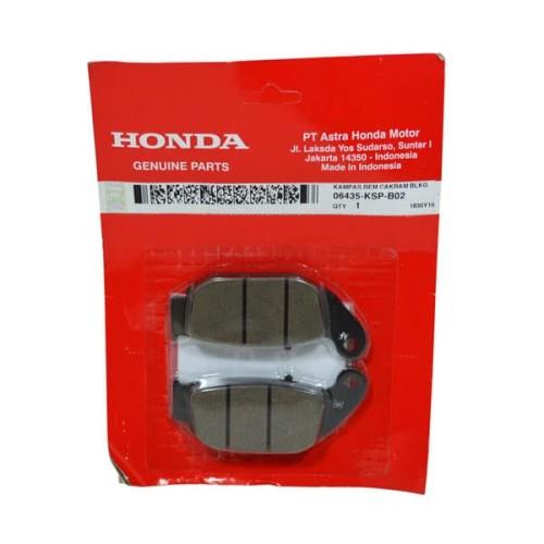 Foto Produk Pad Set RR - CRF 150L K84 06435KSPB02 dari Honda Cengkareng