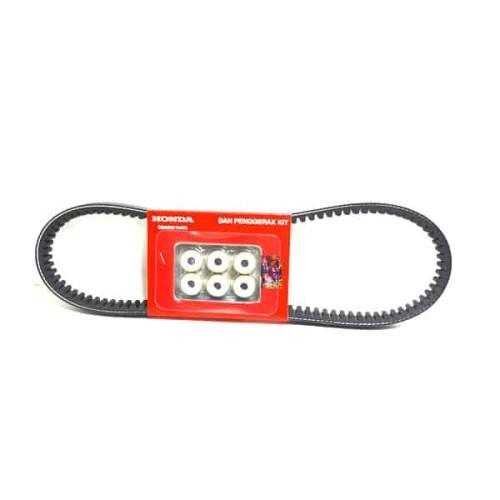 Foto Produk Van Belt (Belt Drive Kit) - BeAT eSP K81 23100K44BA0 dari Honda Cengkareng