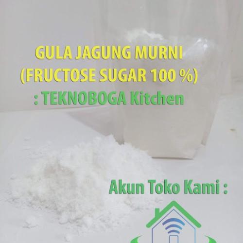 Foto Produk FRUCTOSE SUGAR HEALTHY SUGAR / GULA BUAH FRUKTOSA JAGUNG dari CV. TEKNO BOGA MANDIRI