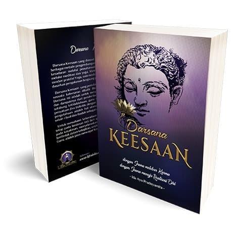 "Foto Produk Meditasi-Yoga, Spiritual Hindu ""Darsana Keesaan"" dari Bali Publisher"