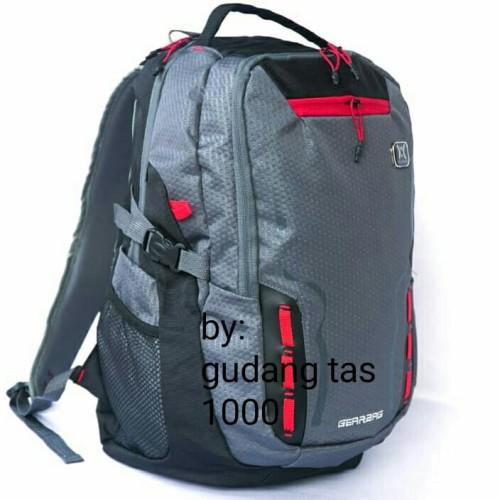 Foto Produk Tas Ransel Pria Bimo vault 2.0-Tas punggung-Backpack - Biru dari gudang tas 1000