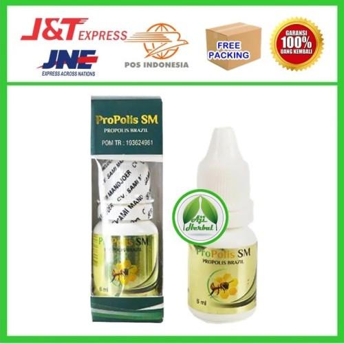 Foto Produk Obat Tetes Darah Tinggi 100% Propolis Brazil dari Aji Herbal 01