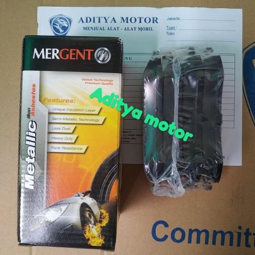 Foto Produk kampas rem depan proton exora CPS high quality dari aditya motor online shop