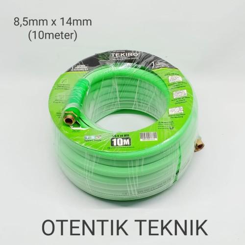 Foto Produk TEKIRO AIR HOSE COMPRESSOR 10 M - SELANG KOMPRESOR TEKIRO 10 METER dari OTENTIK TEKNIK