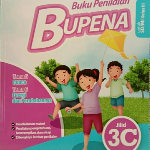 Jual Sd Kelas 3 Bupena 3c Tema 5 6 Untuk Kelas 3 Sd Edisi Revisi Jakarta Barat Nurulramadan Tokopedia