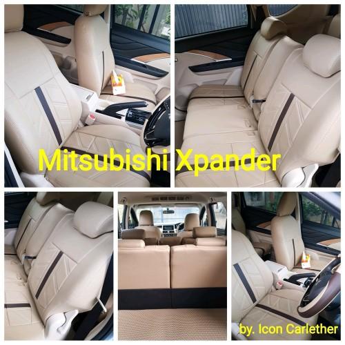 Foto Produk Sarung jok mobil Xpander ULTIMATE EXCEED dari nasyiah_shoop