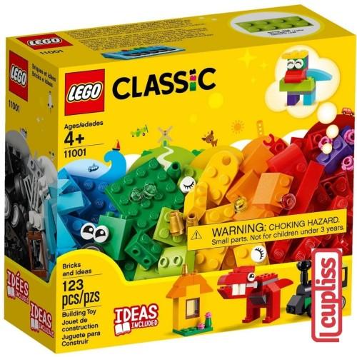 Foto Produk LEGO Classic 11001 Bricks and Ideas dari Cupliss