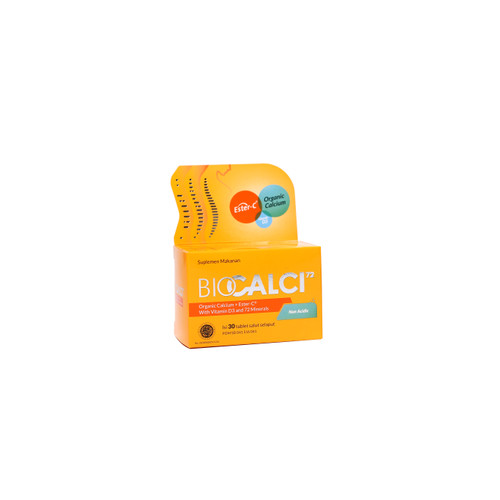 Foto Produk Biocalci-72 30 tablet (botol) dari Konimex Store