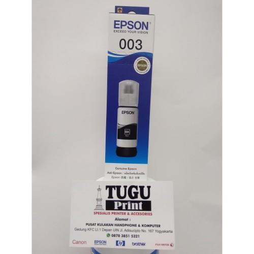 Foto Produk Tinta Epson 003 black dari TuguPrint