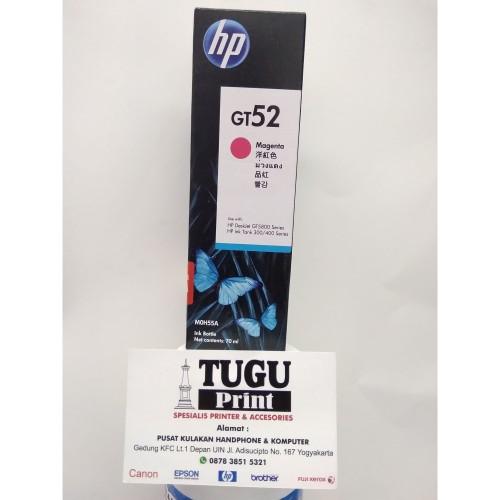 Foto Produk TINTA HP GT52 MAGENTA dari TuguPrint