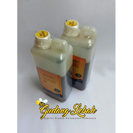 Foto Produk MADU MULTIFLORA 1 KG GUDANG LEBAH dari gudang lebah