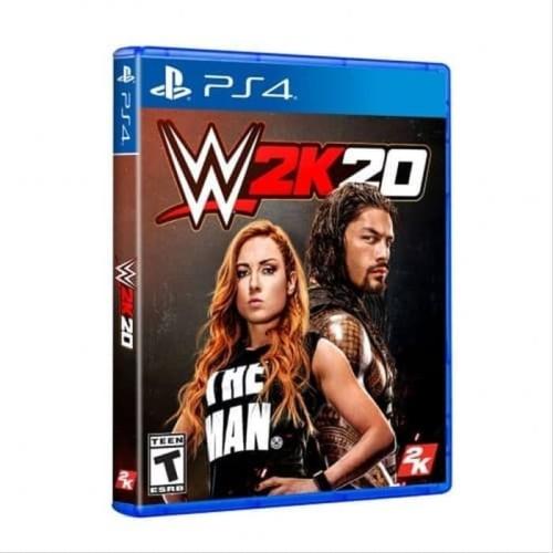Foto Produk [PS4] WWE 2K20 - WWE2K20 - W2k20 dari Super-Gameshop