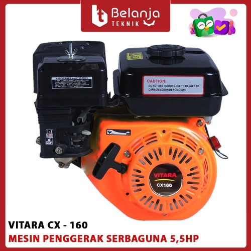 Foto Produk Mesin Penggerak Serba Guna - Vitara CX 160/5,5 HP dari Belanja Teknik