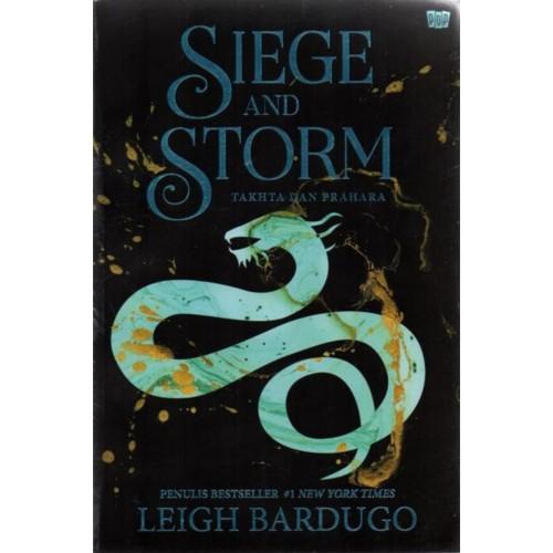 Foto Produk Novel Siege and Storm Takhta dan Prahara By Leigh Bardugo dari Showroom Books