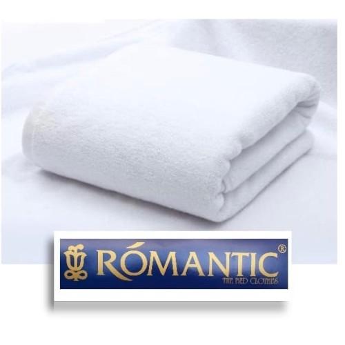 Foto Produk Handuk Hotel Bath Towel by Romantic 550 grams 70 x 140 Hotel Bintang 5 - Putih dari Tulip Romance