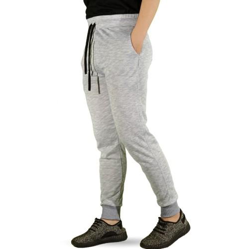Foto Produk Muscle Fit Joggerpants Panjang JGM7.0003-MIS,ABUMUDA - 1 pcs - Abu-abu, L dari Muscle Fit