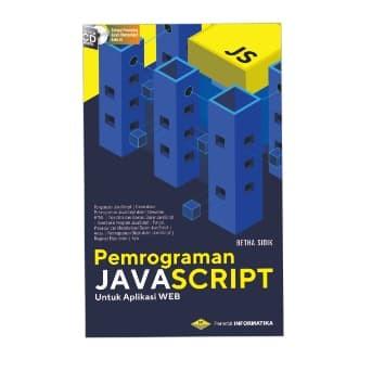 Foto Produk buku pemrograman javascript untuk aplikasi web dari Jovans Book Store