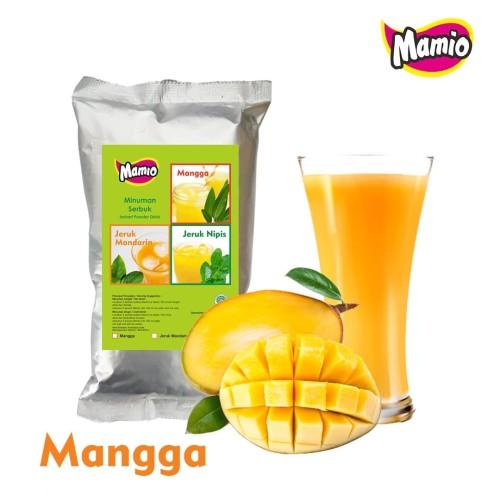 Foto Produk Minuman Rasa Mangga / Mango Mamio Mixed kemasan 500gr dari CV. Herbal House Lestari