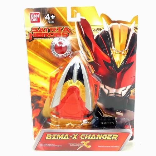 Foto Produk Bima Changer - Satria Garuda Bima X dari bermain_id