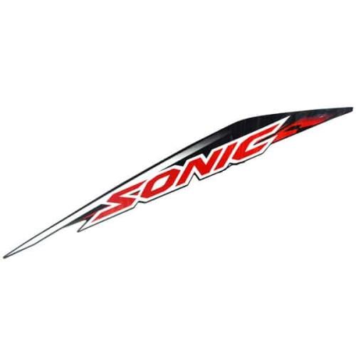 Foto Produk Stripe R Body Cover Type 1 - Sonic 150R K56 86831K56NF0ZB dari Honda Cengkareng