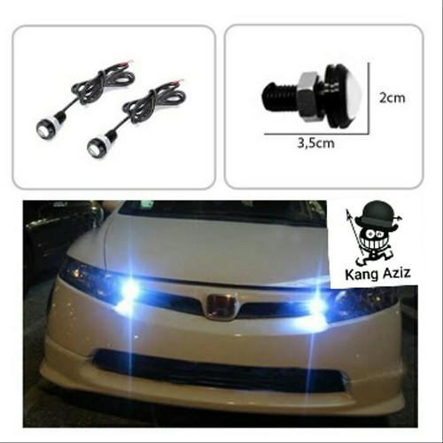 Jual Lampu Led Drl Eagle Eye Mobil Motor Big Size 23 Mm Harga 1se Kota Bogor Kagerumistore0237 Tokopedia