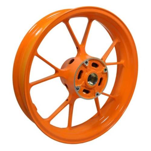 Foto Produk Velg Belakang Orange - New CBR 150R K45N 42601K45NA1NOR dari Honda Cengkareng