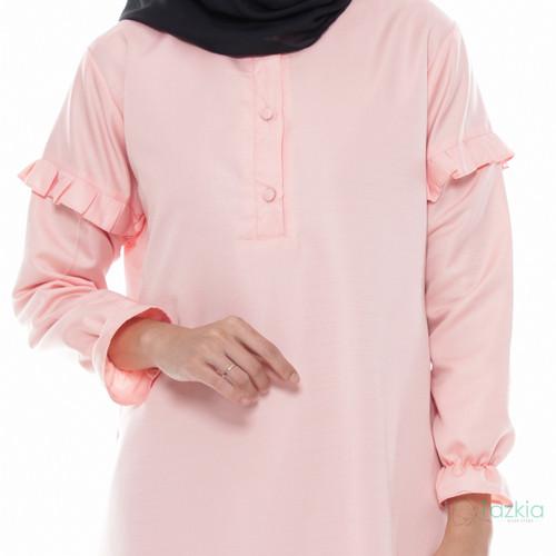 Foto Produk Tazkia Hijab Store   Atasan Muslim Wanita   Aliza Tunik   Busui Ori - Salem dari Tazkia Hijab Store
