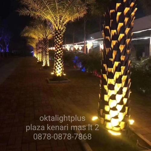 Jual Lampu Sorot Led Pohon Taman Jakarta Pusat Oktalightplus Tokopedia