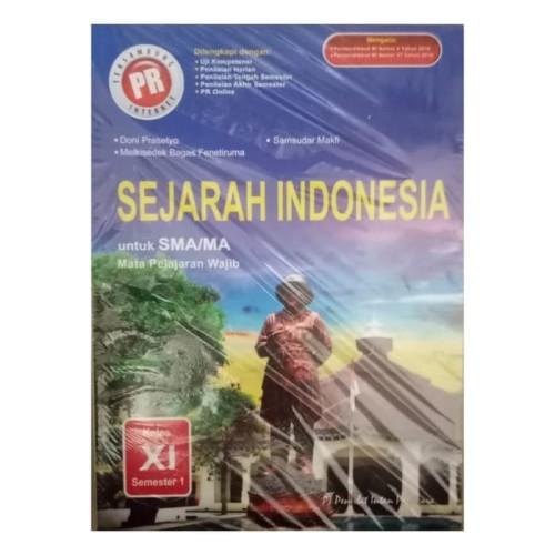 Jual Sma Kelas 2 Buku Pr Sejarah Indonesia 11 Sma Semester 1 Terbaru Pt Jakarta Barat Umayanurdiyanti Tokopedia