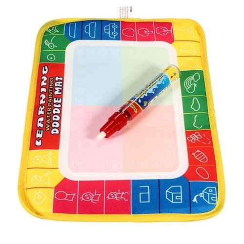 Foto Produk drawing board magic mat pen doodle wrinting painting kids toolder dari Emyli collections