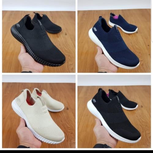 Foto Produk Sepatu Wanita Skechers/Sketchers Elite Flex Woman dari ol shop 888
