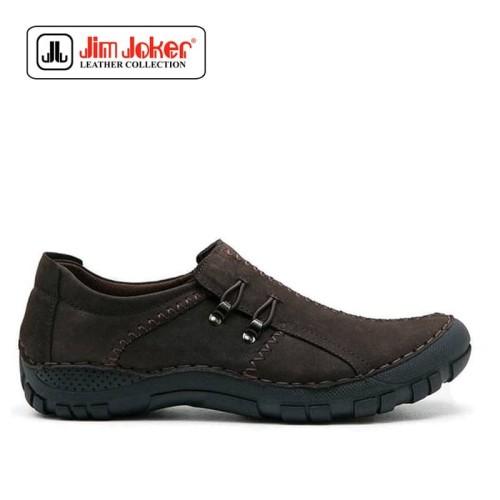 Foto Produk Sepatu Jim Joker Haper 70 Coffe Men Original dari Modsos