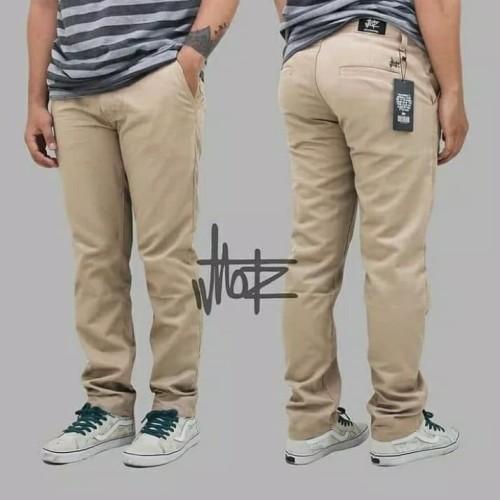 Foto Produk celana panjang standar original / celana kerja pria dari ilhamfashion03