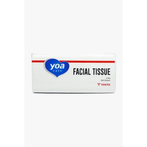 Foto Produk YOA FACIAL TISSUE 250'S dari Yogya Online Supermarket