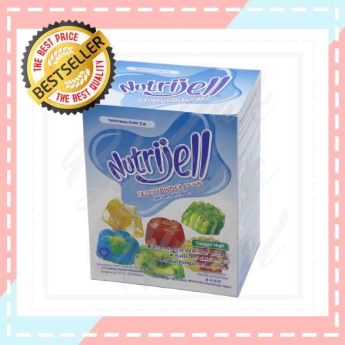 Foto Produk Nutrijell Jelly Powder (PLAIN) 15g dari Jak Blessing Official